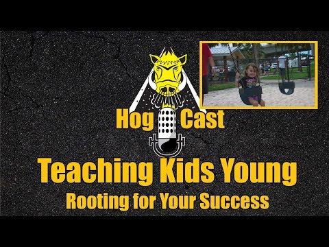 Hog Cast - Teaching Kids Young