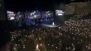 Candle light service. Gateway Church 2015