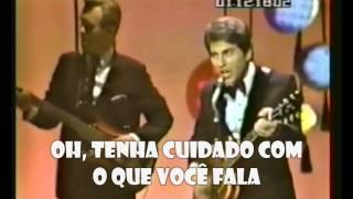 Johnny Rivers - secret agent man - legendado - tradução