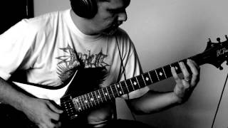 Entombed - Supposed to Rot (guitar cover)