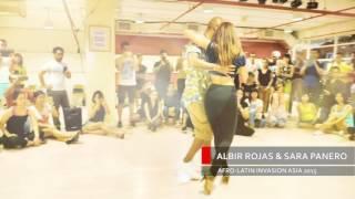 ALIA 2015: Albir & Sara Kizomba Sensual Demo