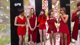 Dazzling Red -The Color Of K-POP (23 Dec,2012)