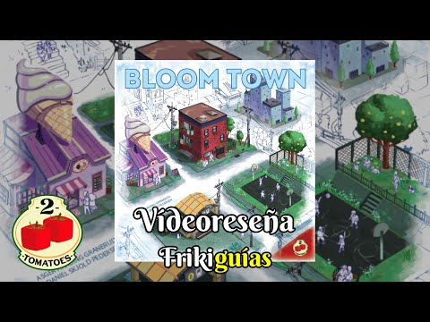 Reseña Bloom Town