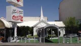 Wedding Chapel Tours - A Little White Chapel (Las Vegas, Nevada)