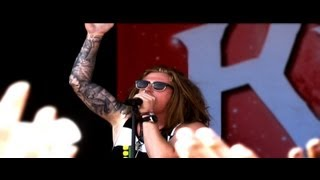 We the Kings- Skyway Avenue live at Warped Tour 2012 Virginia Beach