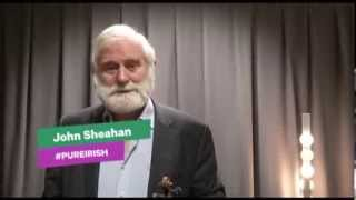 Happy St. Patrick's day from The Dubliners' John Sheahan