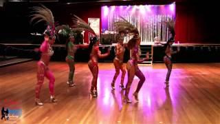 Nuroc - Best of the Best 2013 - Latin Dance Australia - Samba Pro Team