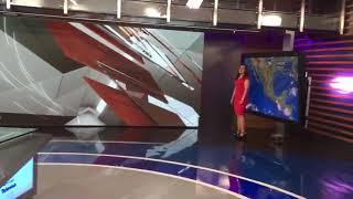 Raquel Mendez Detras De Camaras 16 De Mayo 2018
