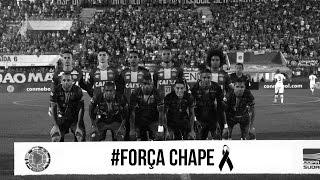 #FORÇACHAPE ● Eternos Campeões