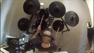 FooFighters - Enough Space drum cover