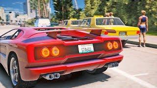 GTA 5 Mods - Vice City Alive! (GTA Vice City Mod)