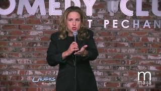 "Stand-Up Comedian Maija DiGiorgio on ""How Italians Test Other Italians"""