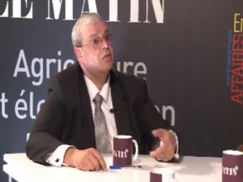 Intrevention M. Mohammed HAITAMI au FORUM AFRIQUE