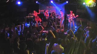 Popa Sapka - Amerika Evropa (live @ club *MIXTAPE 5* 08.12.2014) 20 Godini na Tymno