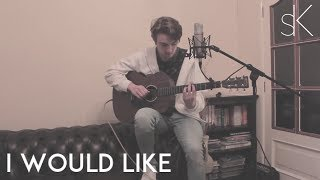 Zara Larsson - I Would Like (Sam Kneale Cover)