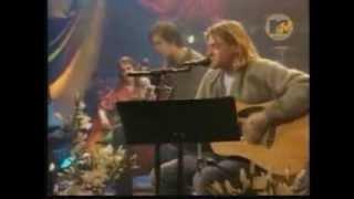 Nirvana - Polly ( Live in NY MTV Unplugged )