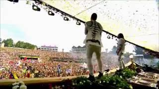 Don Diablo & Steve Aoki - What We Started live Tomorrowland 2016