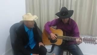 Arnaldo e Ronaldo - Quando a Saudade Aperta!  Teodoro e Sampaio.