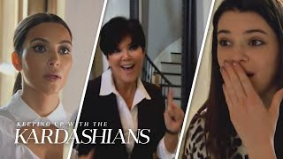Kris Jenner's Most Over-the-Top Moments...So Far | KUWTK | E!
