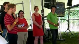 Flevo Festival 2012 Debat Nederland in 2030 deel 1