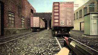 GameGune 2012: dOK vs kerchNET - 4 AK-47 KILLS