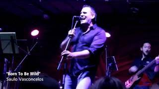 Saulo Vasconcelos - Born To Be Wild (Cover) - Musicais Open Mic