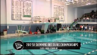 2012 Class 5A Girls Diving Preliminaries
