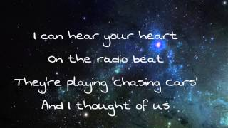 All Of The Stars - Ed Sheeran Lyrics