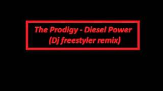 The Prodigy & Dj Freestyler - Pain fluge Style