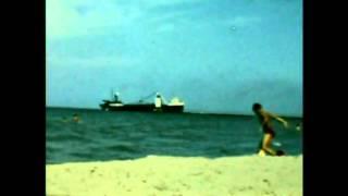 Coal Ship Entering Sodus Bay with music