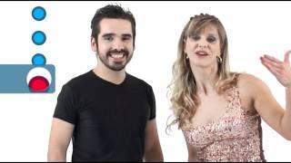 Mambo Ritmo (2/8) - Academia de Baile