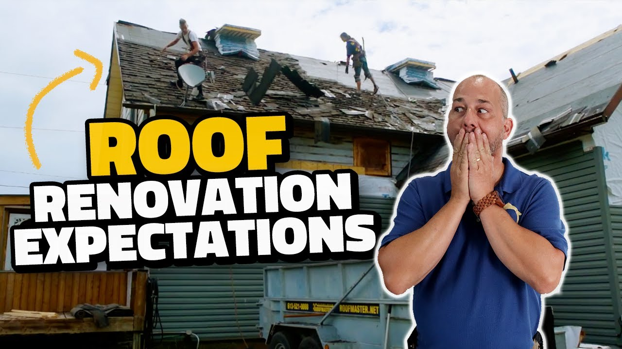 Step by Step Guide to Roof Renovation