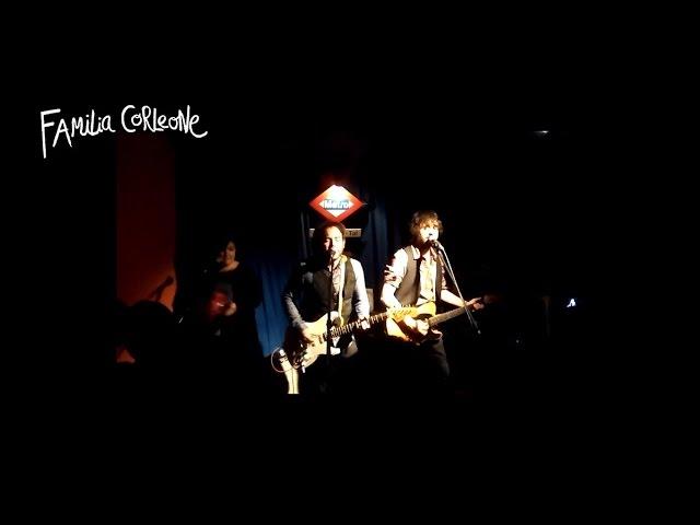 Vídeo de un concierto de Fulanita de Tal.