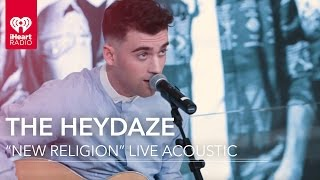 "The Heydaze - ""New Religion"" Live Acoustic 