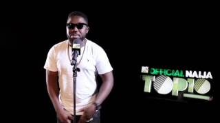 Magnito's Freestyle on #OfficialNaijaTop10