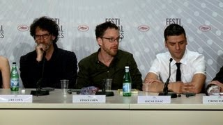 Coen brothers present new film at Cannes