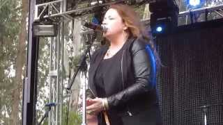 Mary Bridget Davies - Get It While You Can live @ SF Outside Lands 2014