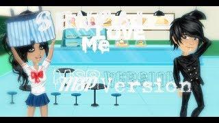 Senpai love me - Msp version