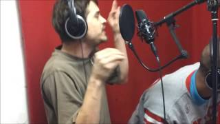 Chocolate meets Caramel - General Ludzn feat. Michael Grodd live im Studio