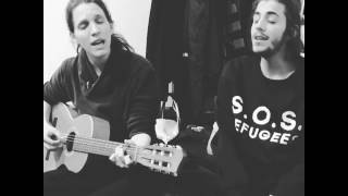 Finland eurovision song covered by Salvador Sobral (Portuguese contestant) and his sister.