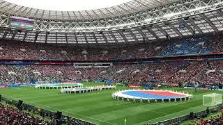 World Cup FIFA Russia 2018 - Russian Anthem - гимн России