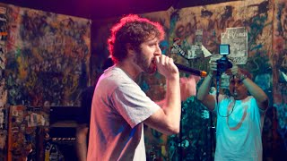 "Lil Dicky Performs ""$ave Dat Money"" LIVE! 