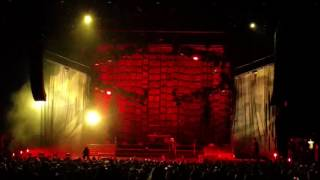 20160521 223129   Disturbed   Killing in the name cover
