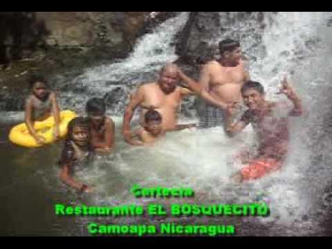 Edixon Marenco Restaurante el Bosquecito Camoapa Nicaragua