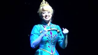'Let It Go' from Frozen Live at the Hyperion, Sung by Carly Bracco (Elsa)