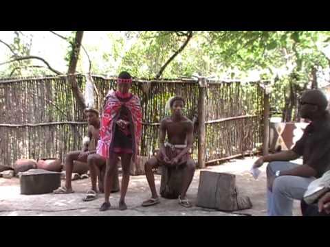Lesedi Cultural Village tour part II