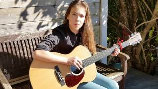 Shape  of you you by ed sheeren / cover by allie Sherlock