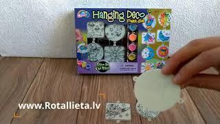 Bērnu zīmēšanas komplekts - Glow in the dark paint set