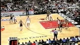 NBA Bulls - Pacers gara 7 1998 Tranquillo Buffa