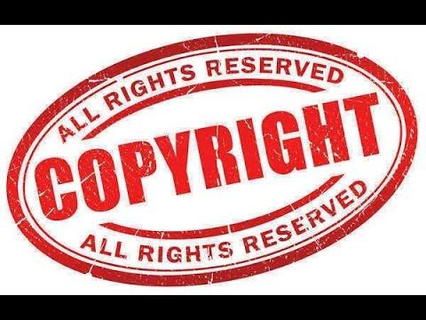 #فايف_تك   حقوق الملكية والسرقات على الانترنت
